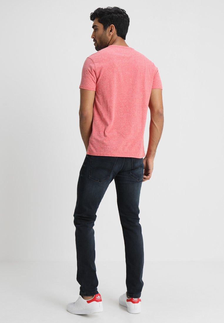 shirt Jeans Tee Basique Regular Red Original Triblend V neck Tommy FitT 6gfy7IYbv