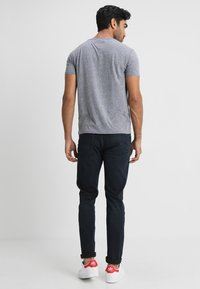 Tommy Jeans - ORIGINAL TRIBLEND REGULAR FIT - T-shirt basic - black iris - 2
