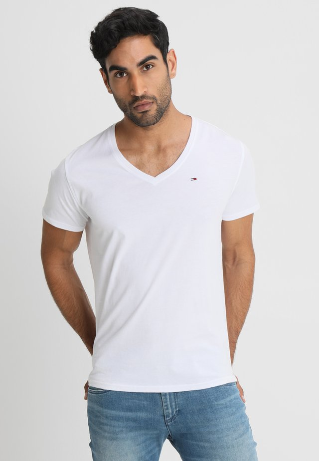 ORIGINAL REGULAR FIT - T-shirts basic - classic white