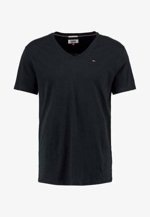 ORIGINAL REGULAR FIT - Basic T-shirt - black