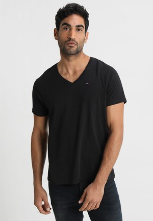 ORIGINAL REGULAR FIT - Basic T-shirt - black