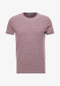 Tommy Jeans - ESSENTIAL TRIBLEND TEE - T-shirt basique - red - 3