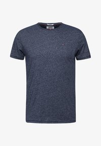 Tommy Jeans - ESSENTIAL JASPE TEE - Basic T-shirt - blue - 3
