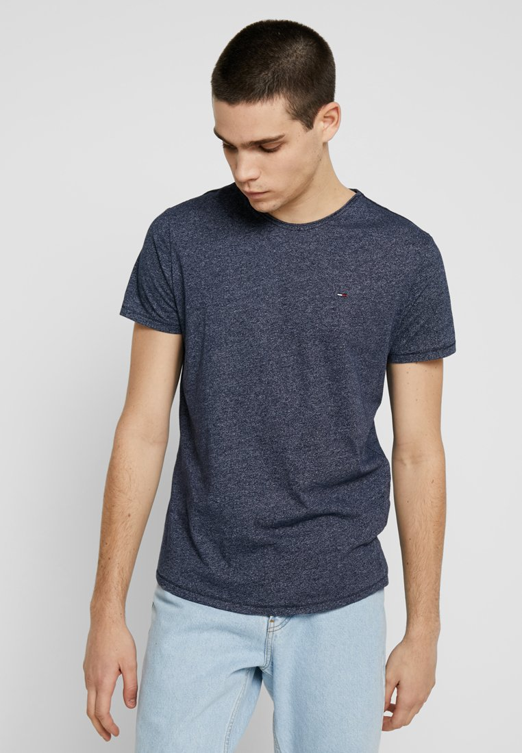 Tommy Jeans - ESSENTIAL JASPE TEE - Basic T-shirt - blue