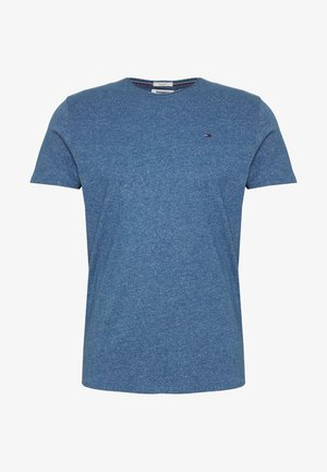 ESSENTIAL JASPE TEE - Jednoduché triko - audacious blue