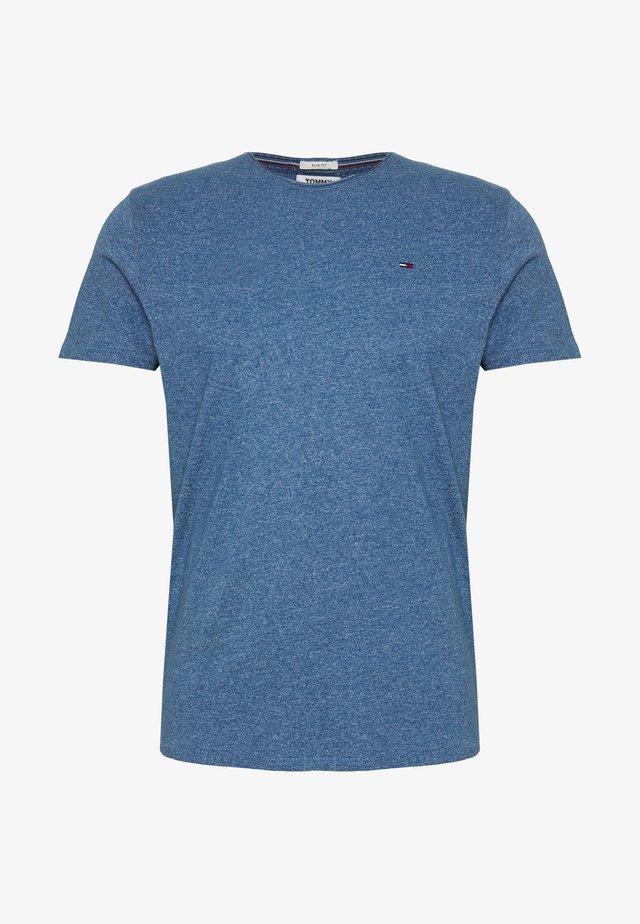 ESSENTIAL JASPE TEE - T-shirt basic - audacious blue