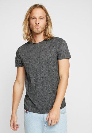 ESSENTIAL JASPE TEE - Camiseta básica - black
