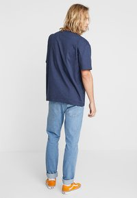 Tommy Jeans - SHORTSLEEVE TEE - T-shirt print - blue - 2