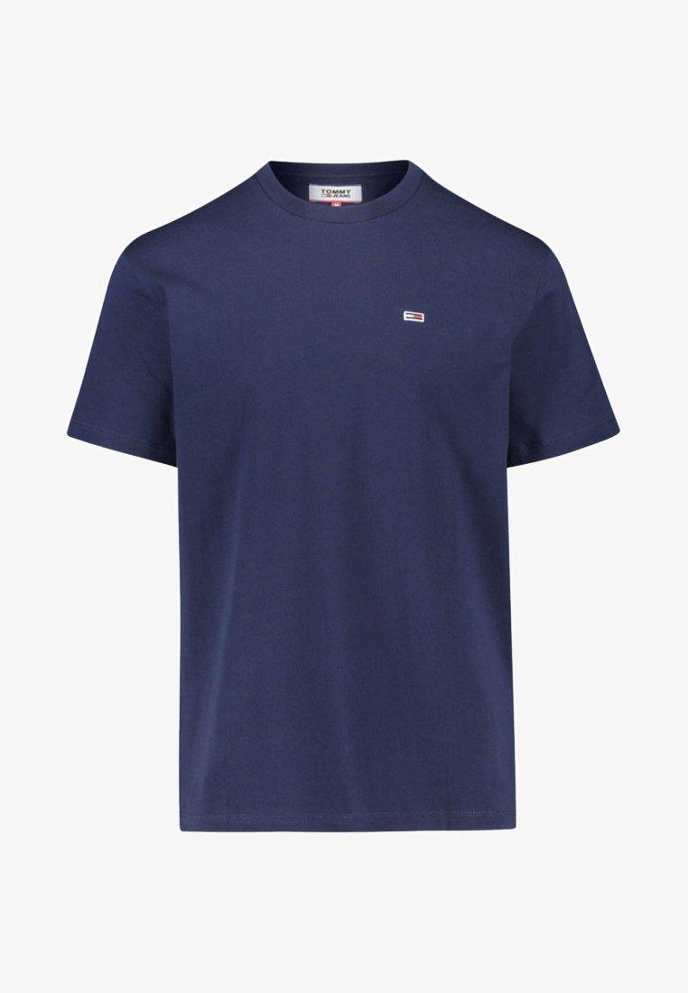 Tommy Jeans - CLASSICS TEE - Basic T-shirt - marine