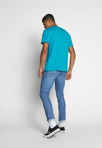 Tommy Jeans - CLASSICS TEE - T-Shirt basic - exotic teal - 2