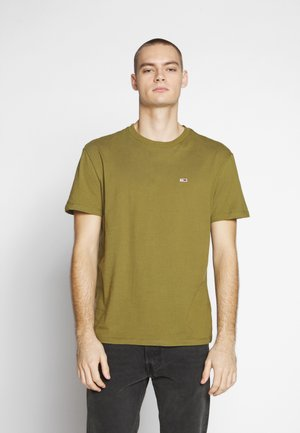 CLASSICS TEE - Basic T-shirt - uniform olive