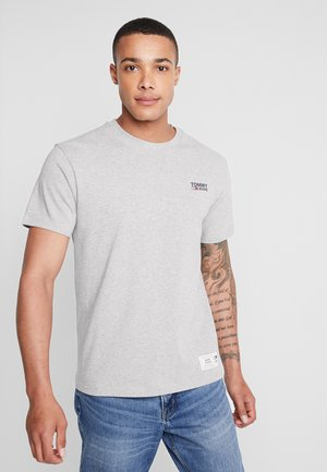 CHEST CORP LOGO TEE - T-shirt basic - light grey heather