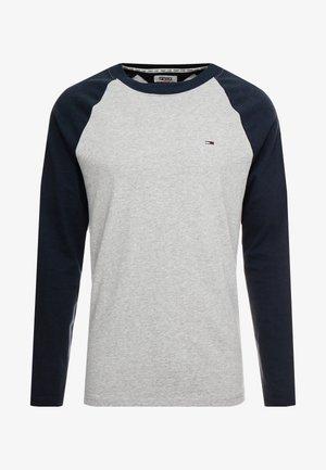 RAGLAN TEE - Pitkähihainen paita - dark blue