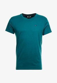 Tommy Jeans - ORIGINAL CREW TEE - T-shirt basique - atlantic deep - 3