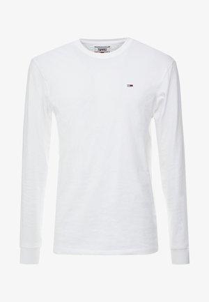 CLASSICS LONGSLEEVE TEE - Långärmad tröja - classic white