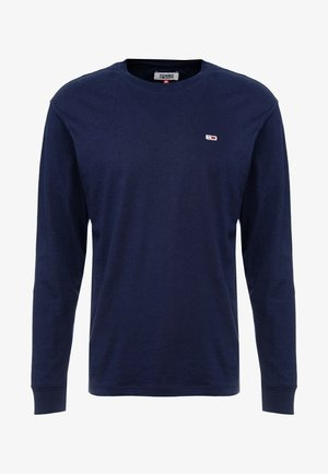 CLASSICS LONGSLEEVE TEE - T-shirt à manches longues - black iris
