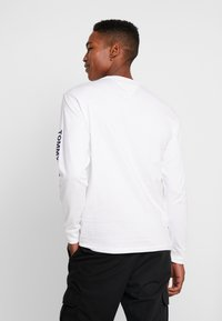 Tommy Jeans - Long sleeved top - classic white - 2