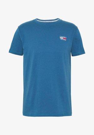 CHEST LOGO TEE - Basic T-shirt - audacious blue