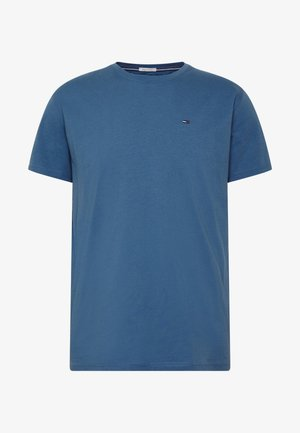 ESSENTIAL SOLID TEE - T-shirt - bas - audacious blue