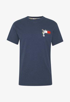 LOONEY TUNES TEE - T-shirt print - dark ink
