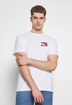LOONEY TUNES TEE - T-shirt med print - white