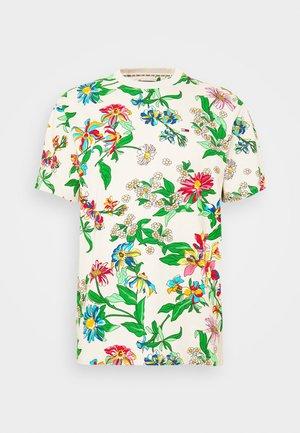 ALLOVER PRINT TEE - T-shirt imprimé - multi-coloured