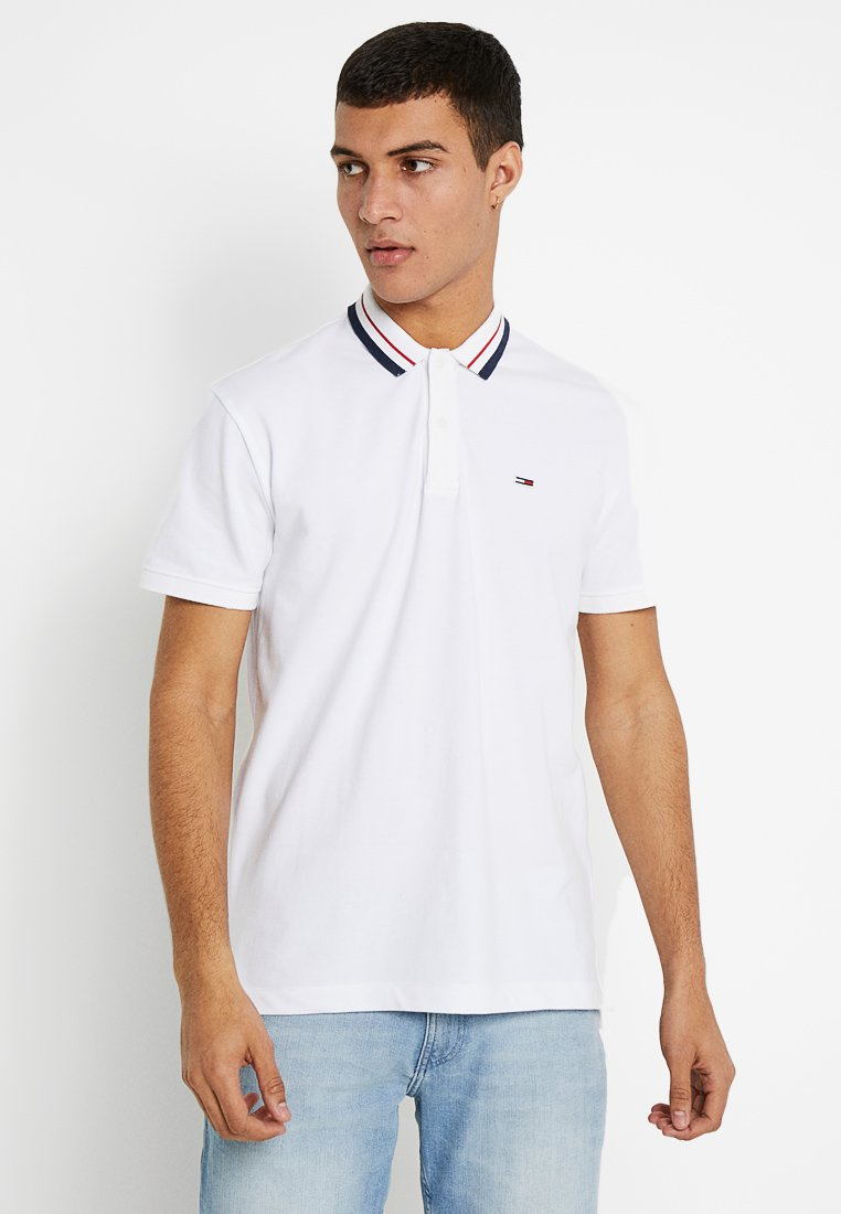 Tommy Jeans - CLASSICS - Poloshirt - white