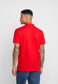 Tommy Jeans - CLASSICS SOLID STRETCH  - Polo - racing red - 2