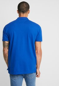 Tommy Jeans - CLASSICS SOLID STRETCH  - Polo shirt - surf the web - 2