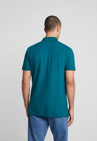 Tommy Jeans - CLASSICS SOLID - Polo shirt - atlantic deep - 2