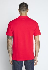 Tommy Jeans - BADGE  - Polo shirt - racing red - 2