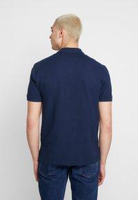 Tommy Jeans - BADGE  - Koszulka polo - black iris - 2