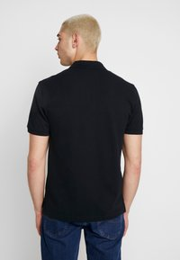 Tommy Jeans - BADGE  - Polo - black - 2