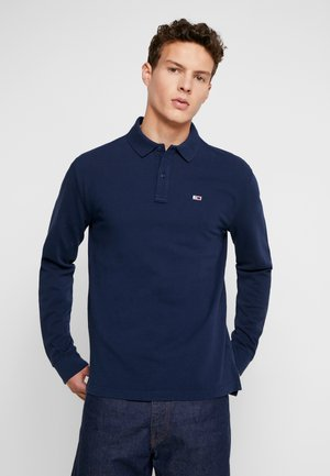 CLASSICS LONGSLEEVE - Polo shirt - black iris