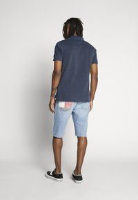 Tommy Jeans - GARMENT DYE - Polo shirt - twilight navy - 2