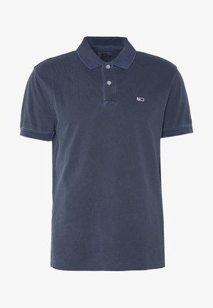 GARMENT DYE - Polo shirt - twilight navy