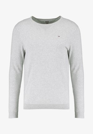 ORIGINAL - Svetr - light grey heather
