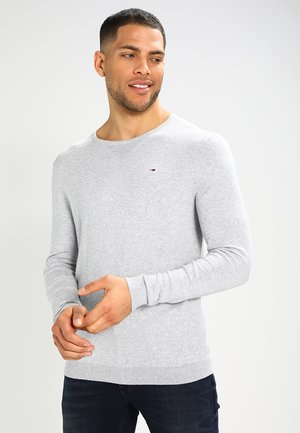 ORIGINAL - Stickad tröja - light grey heather