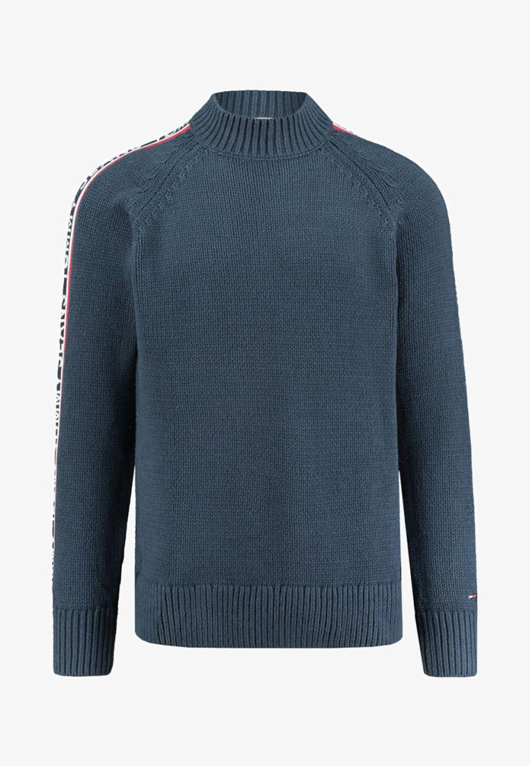 Tommy Jeans - Strickpullover - marine