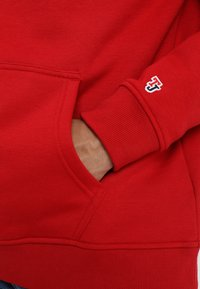 Tommy Jeans - CLASSICS HOODIE - Hoodie - red - 6