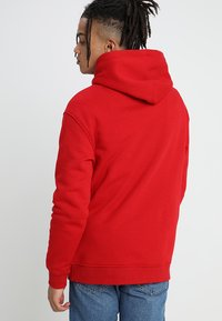 Tommy Jeans - CLASSICS HOODIE - Hoodie - red - 2