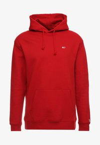 Tommy Jeans - CLASSICS HOODIE - Hoodie - red - 5