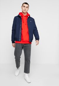 Tommy Jeans - CLASSICS HOODIE - Hoodie - red - 1