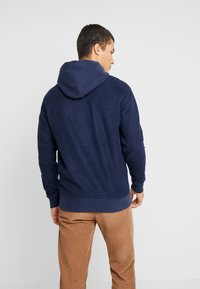 Tommy Jeans - REVERSED HOODIE - Sweat à capuche - black iris - 2