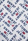 Tommy Jeans - ALLOVER HOODIE - Hoodie - light grey heather