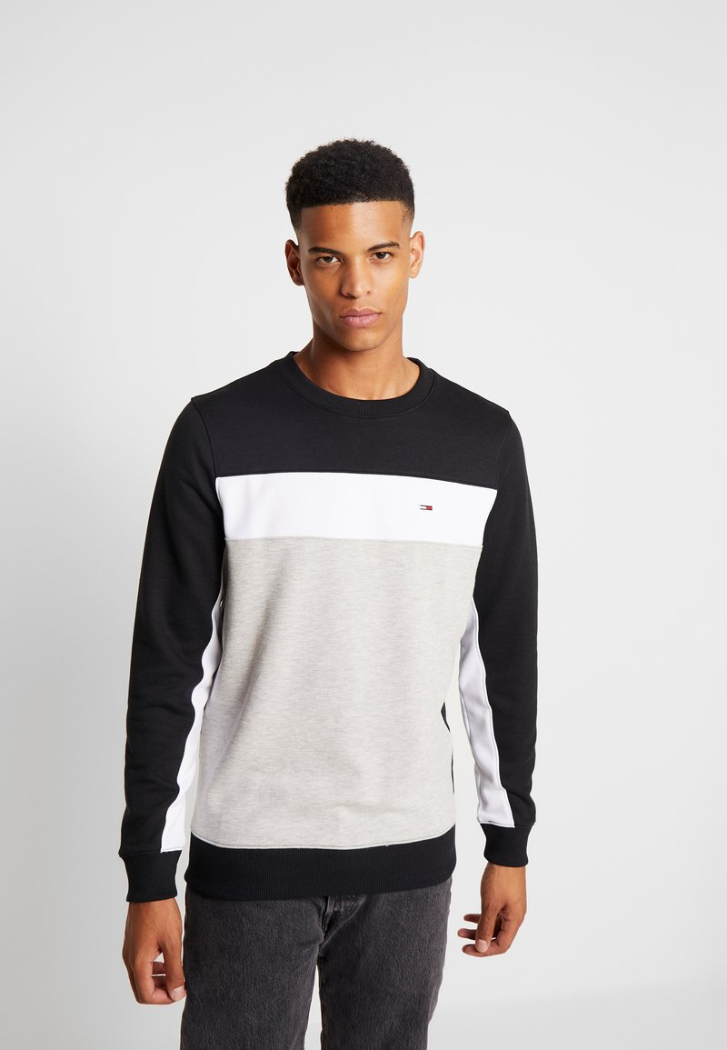 Tommy Jeans - CREW - Sweatshirt - black