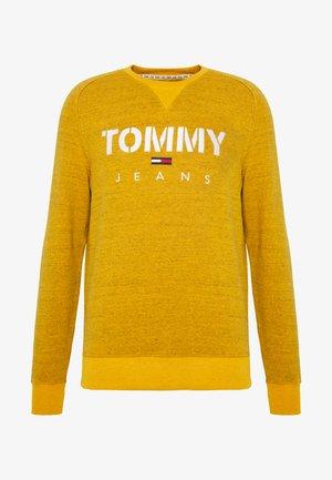 CREW - Sweatshirt - golden glow