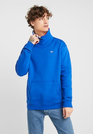 SOLID MOCK NECK - Sweatshirt - surf the web
