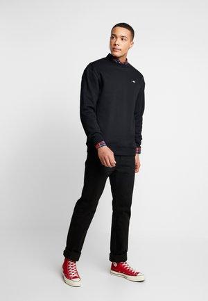 CLASSICS CREW - Sweater - black