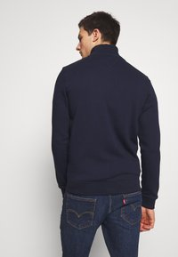 Tommy Jeans - ESSENTIAL TRACK JACKET - Zip-up hoodie - twilight navy - 2